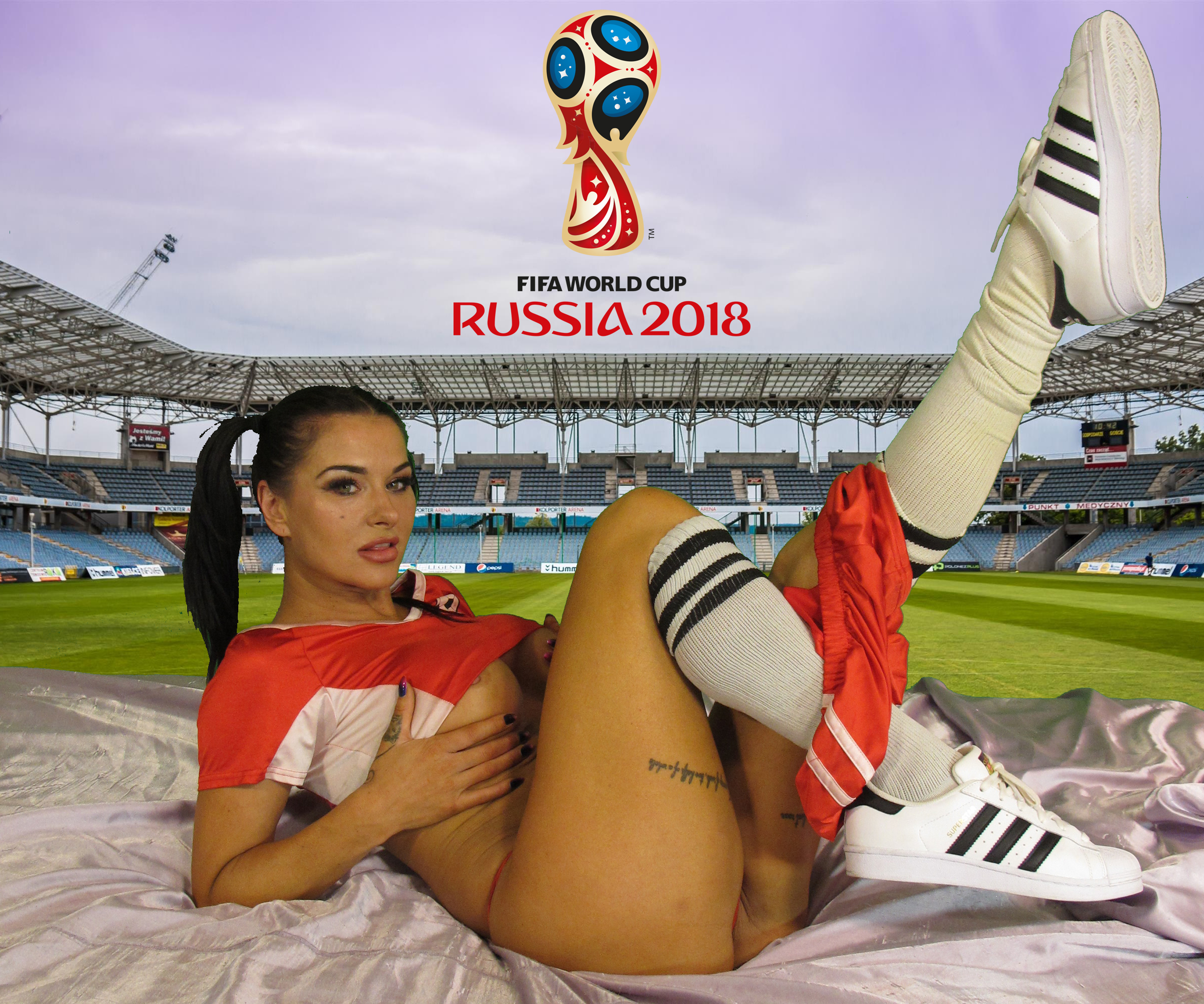 xxXpanded at the World Cup!