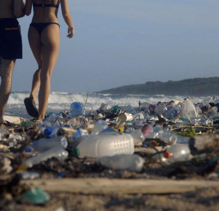 Dirtiest porn ever! Pornhub's campaign against single-use plastic